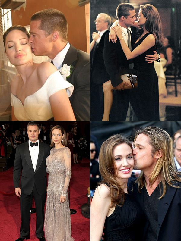 Angelina Jolie Brad Pitt S Breakup Timeline Everything That S Happened So Far Hollywood Life Hollywood Hollywood Life Brangelina