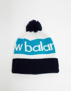 new balance bobble hat
