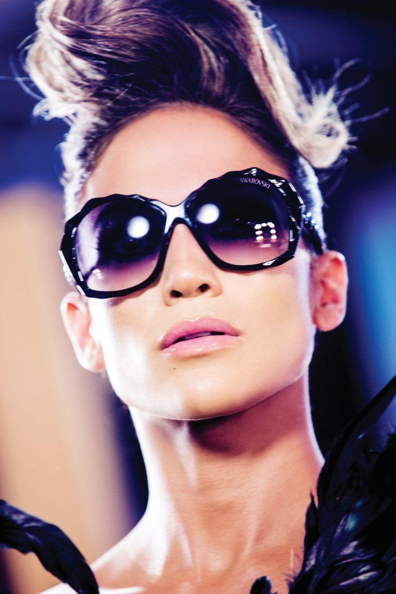dbdbb04a7fd Jennifer Lopez - Portugal Swarovski Sunglasses
