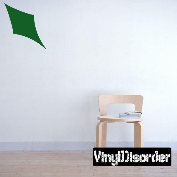 Leaves Leaf Wall Decal - Vinyl Decal - Car Decal - AL107