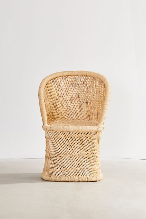 Slide View 2 Willow Wicker Chair