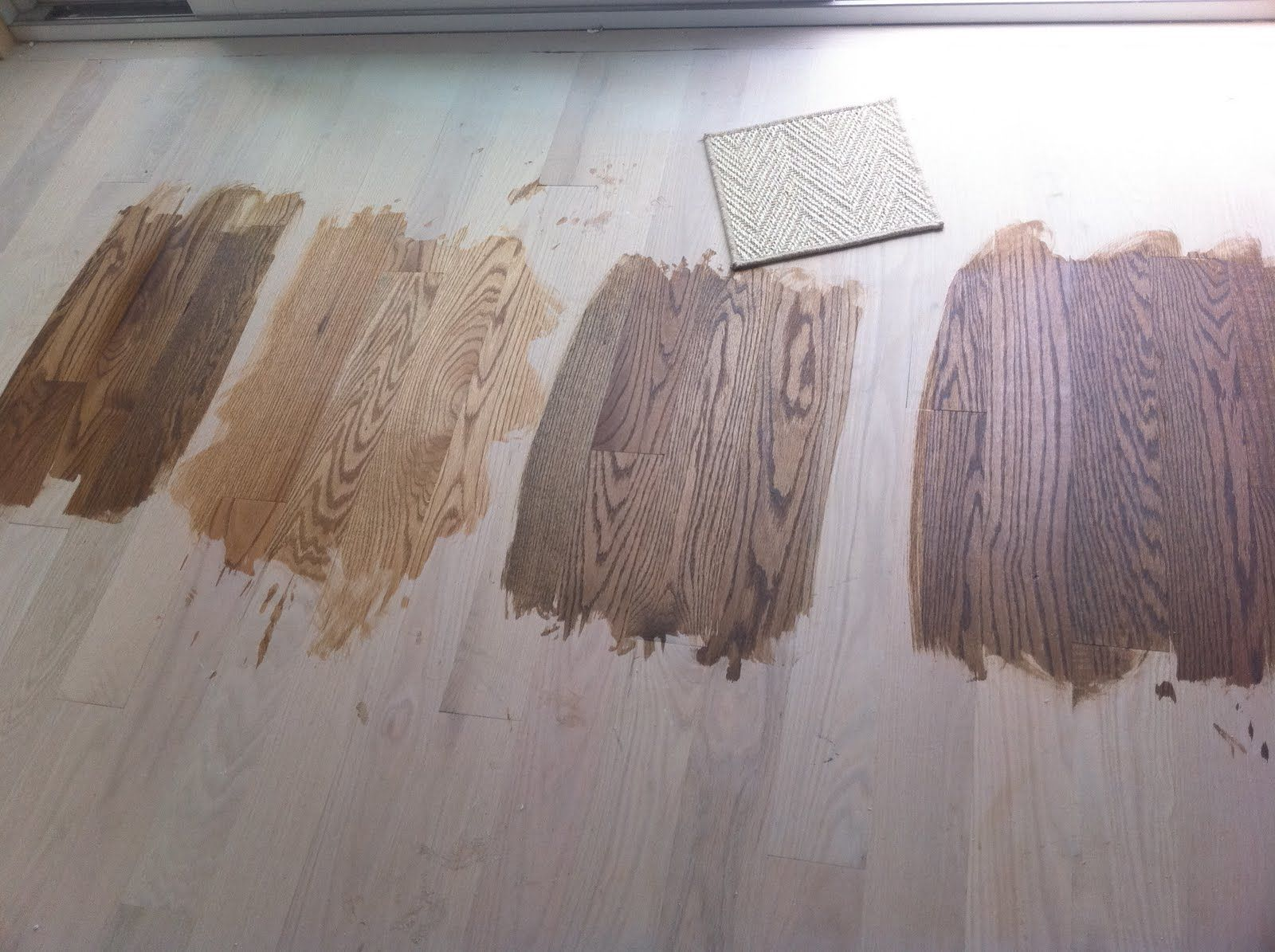 From left to right early american driftwood special for Can you stain driftwood