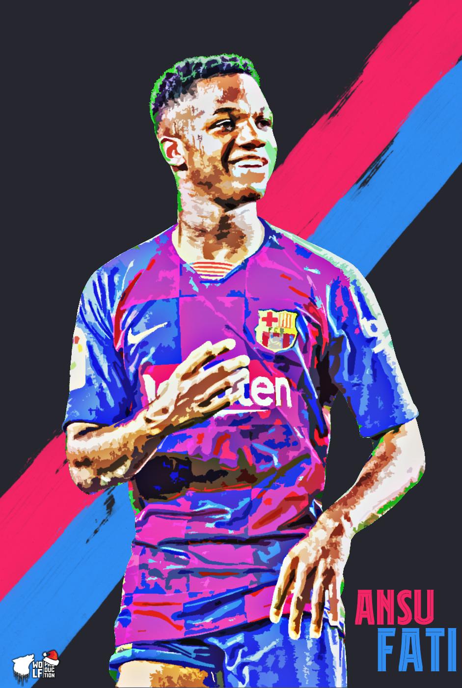 Ansu Fati En 2020 Fotos De Futbol Sergi Roberto Cristianos