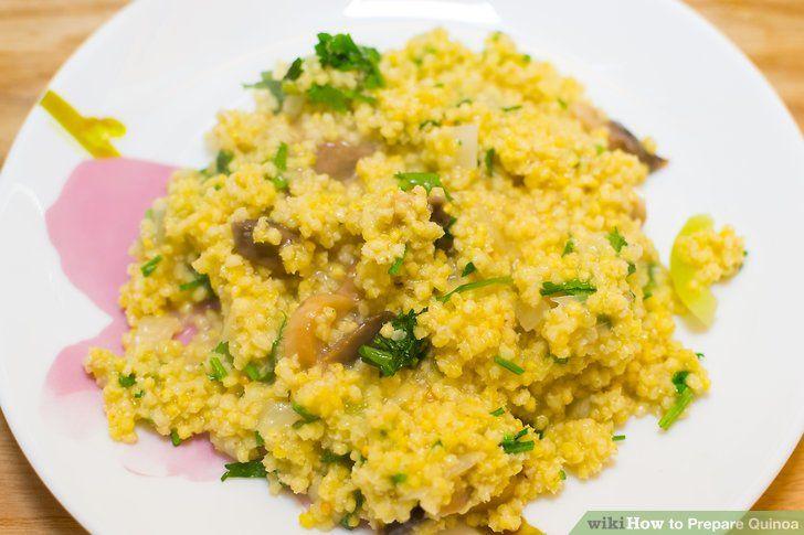 How to Prepare Quinoa Recipe How to prepare quinoa