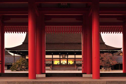 京都御所 レストラン