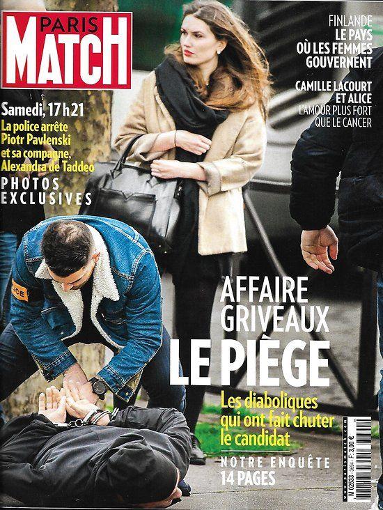Épinglé sur Paris Match magazines