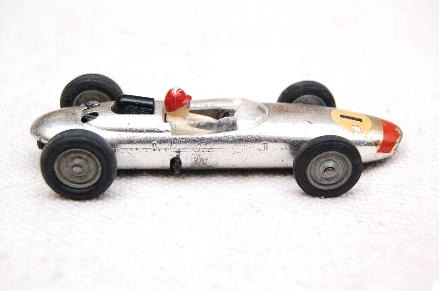 Vintage Solido Toys, Lola Climax V8, F1 Race Car, Formula One ...