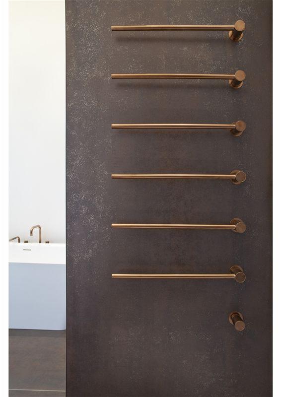 Vola T39 Heated Towel Rail Heated Towel Racks Bathroom Heated Towel Rack Heated Towel Rail
