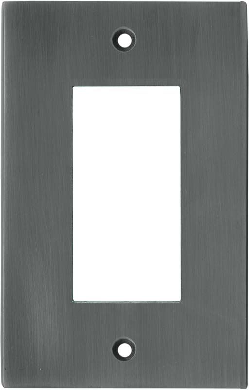 Modern Antique Pewter Switch Plates Image Outlet Covers