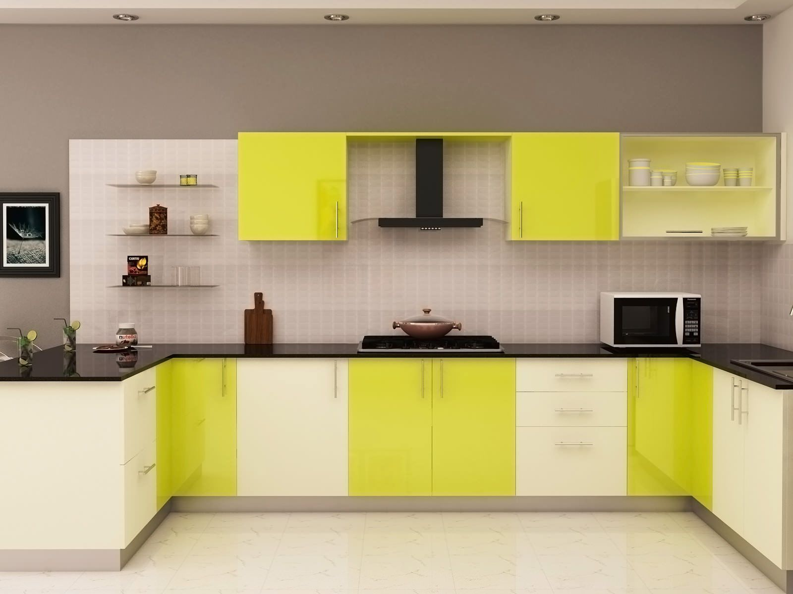 Modular Kitchen Furniture - Cool Furniture Ideas Check more at http ...