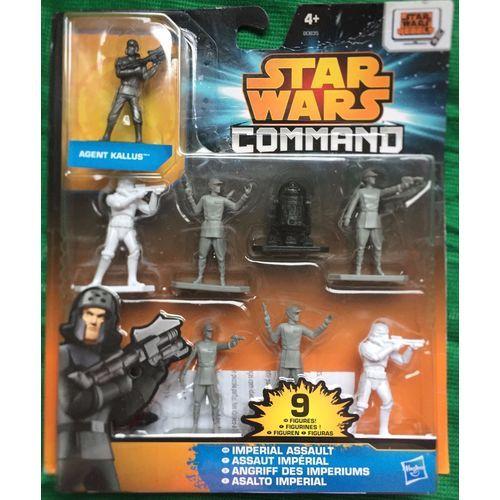 Star Wars Command Imperial Assault 9 Piece Set