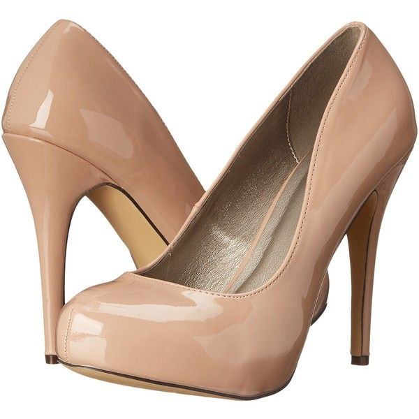 Michael Antonio Loveme - Patent 3 (Nude 2 Patent) High Heels ($20)