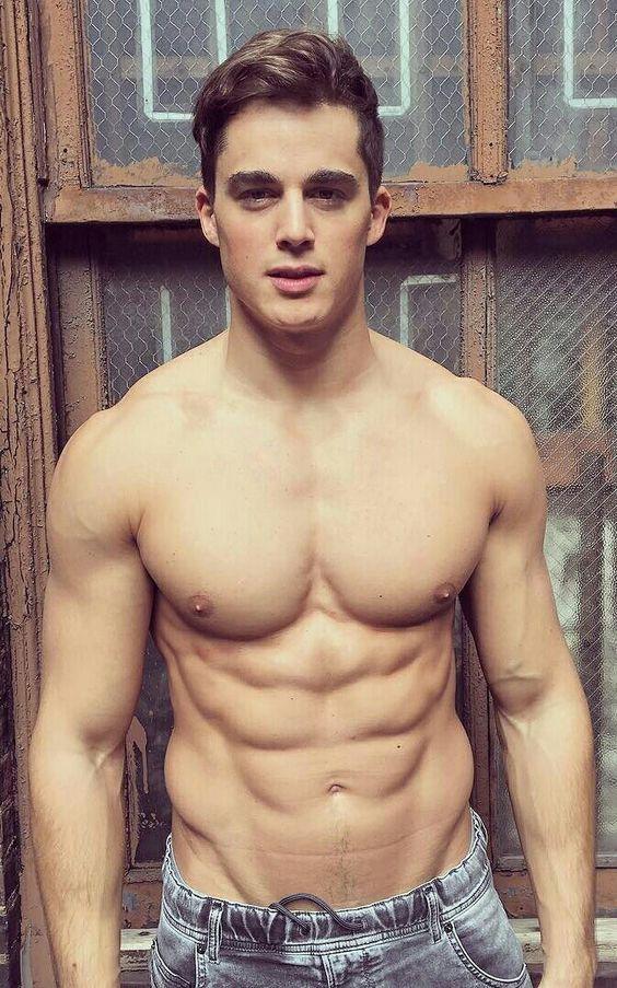 erotische männer nackt