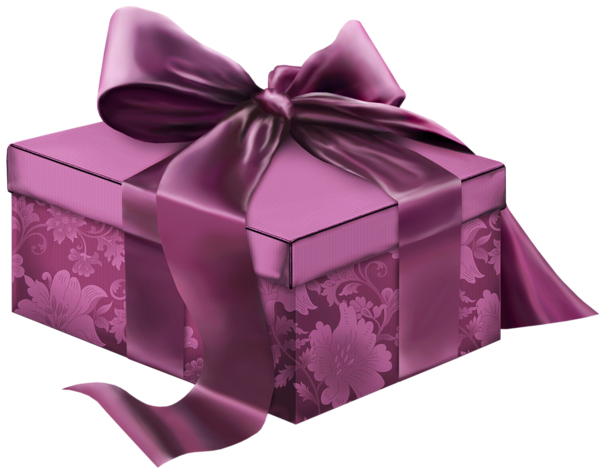 Pink 3d Present Clipart Purple Pinterest Presents Gifts And