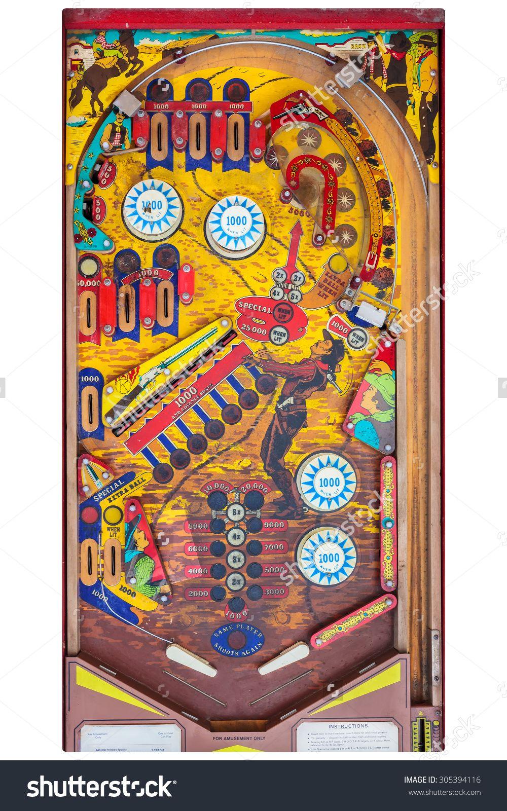 Zaccaria Pinball - Strike SS - Top View Gameplay - YouTube |Pinball Top View