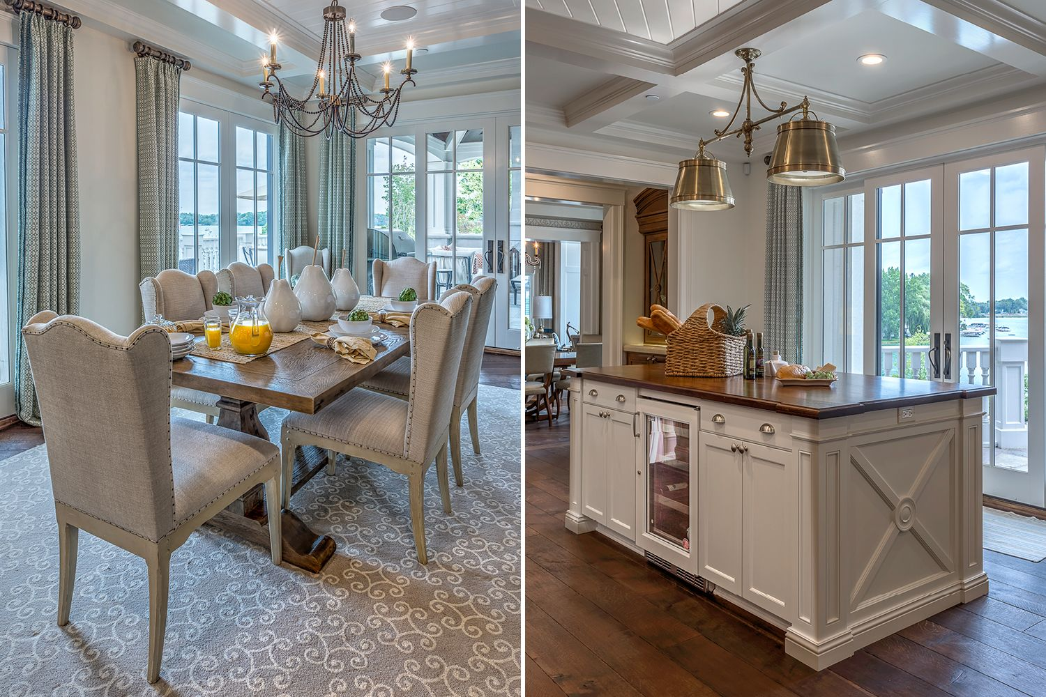 Macklin Design With Chatham House Interior And Patrick Widing Custom Homes