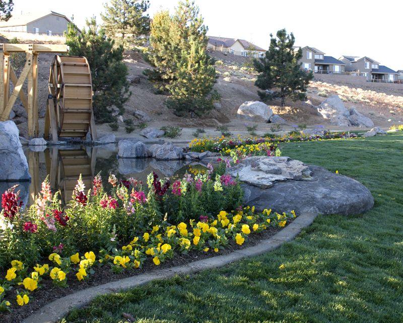 Maintenance | Reno Green Landscaping - Maintenance Reno Green Landscaping Commercial Properties