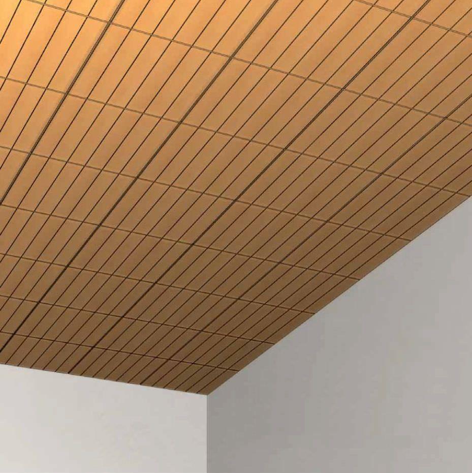 wooden suspended ceiling tile lauder