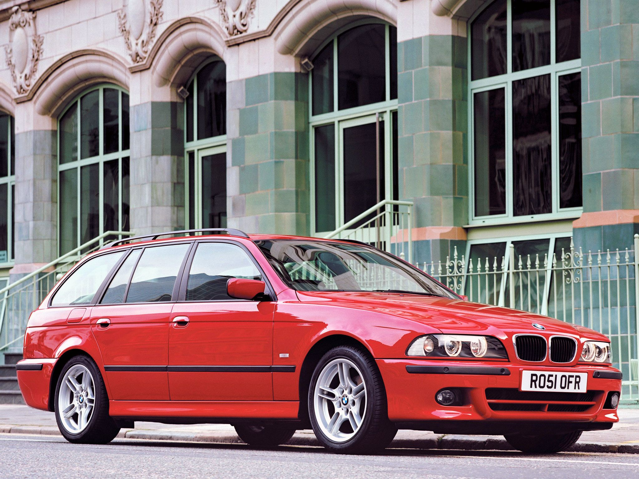 2002 Bmw E39 525i Touring With Images