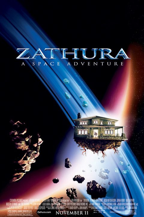 Zathura Starring Josh Hutcherson Com Imagens Filmes Hd Filmes