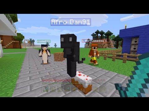 Minecraft Xbox The Big Dog 97 Youtube Stampy Cat