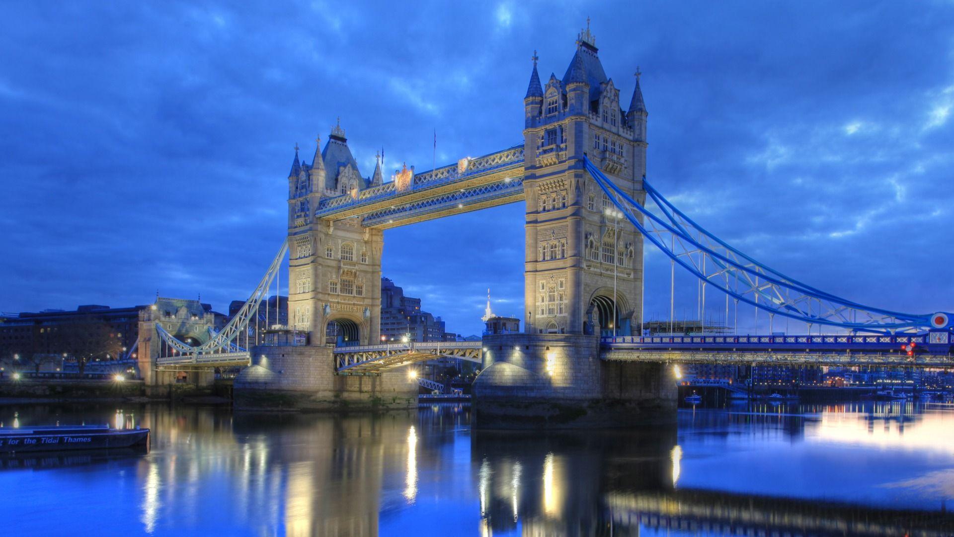 London Bridge 1080p HD Widescreen Wallpapers