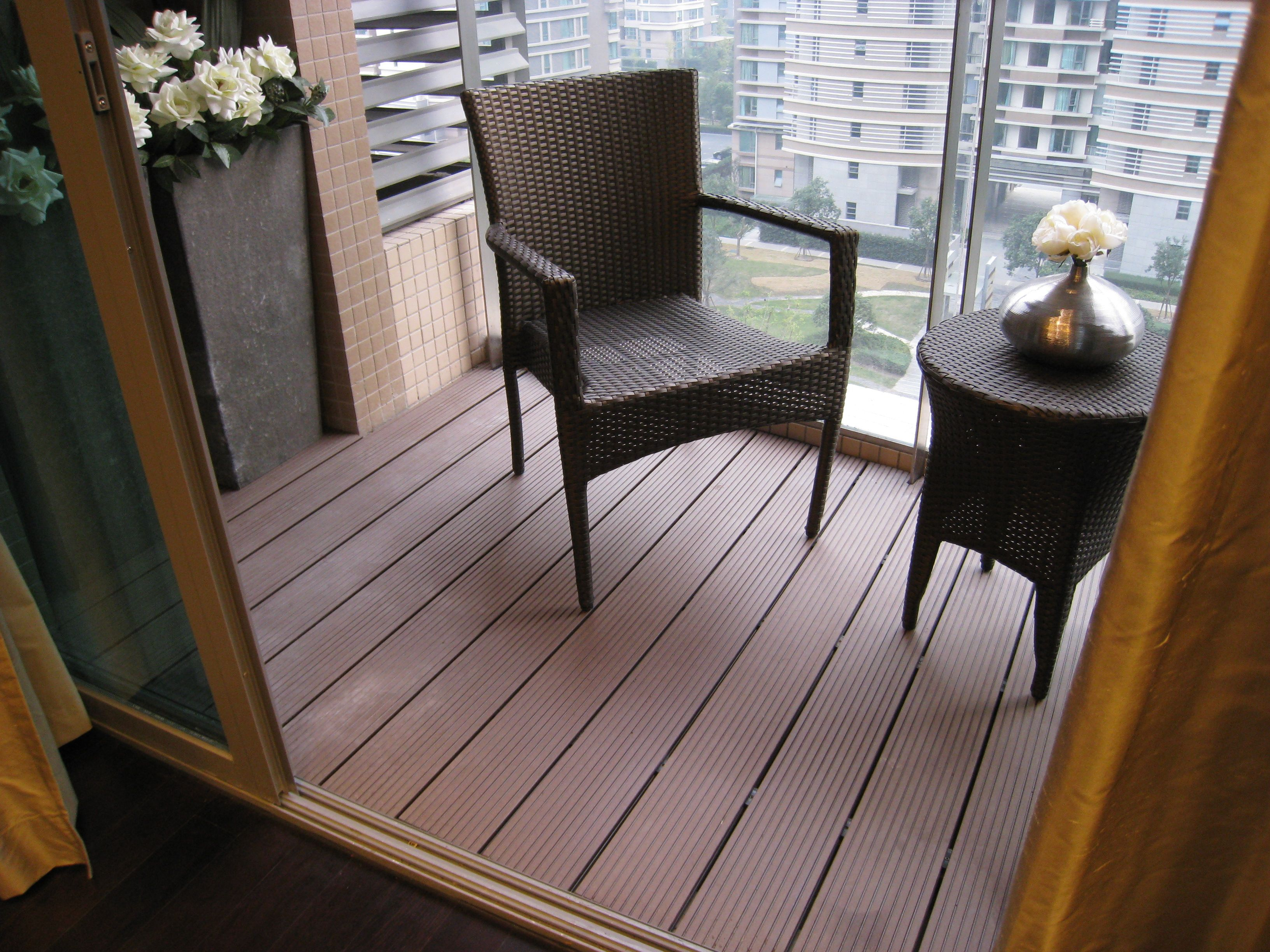 Outdoor Engineered Wood Porch Flooring Materials Export Dubai