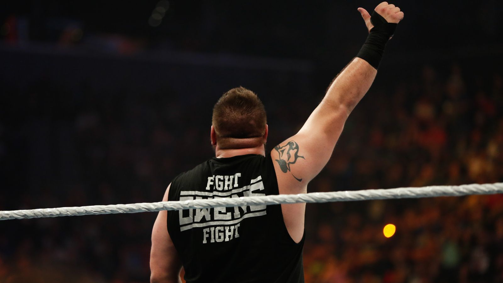 Report: Kevin Owens asked for Undertaker match at WrestleMania 32 but it's not happening - Cageside Seats