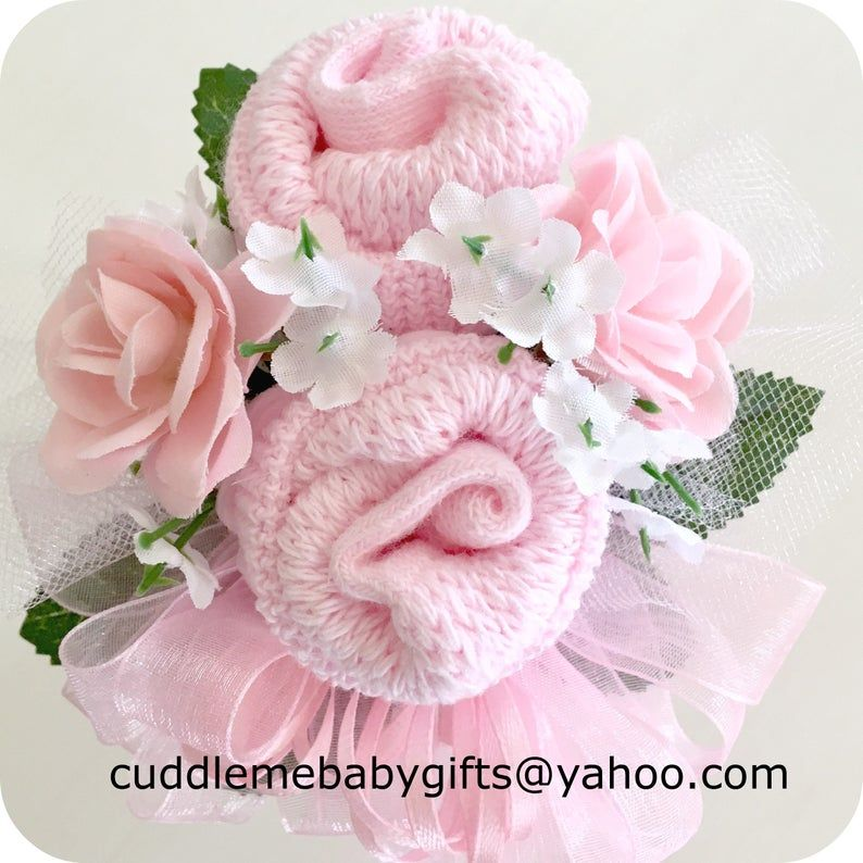 Baby Sock Corsage Mommy To Be Baby Shower Corsage Grandma To Be Were Expecting Baby Shower Decorations Baby Sock Corsage Girl Baby Shower Decorations Baby Sock Bouquet