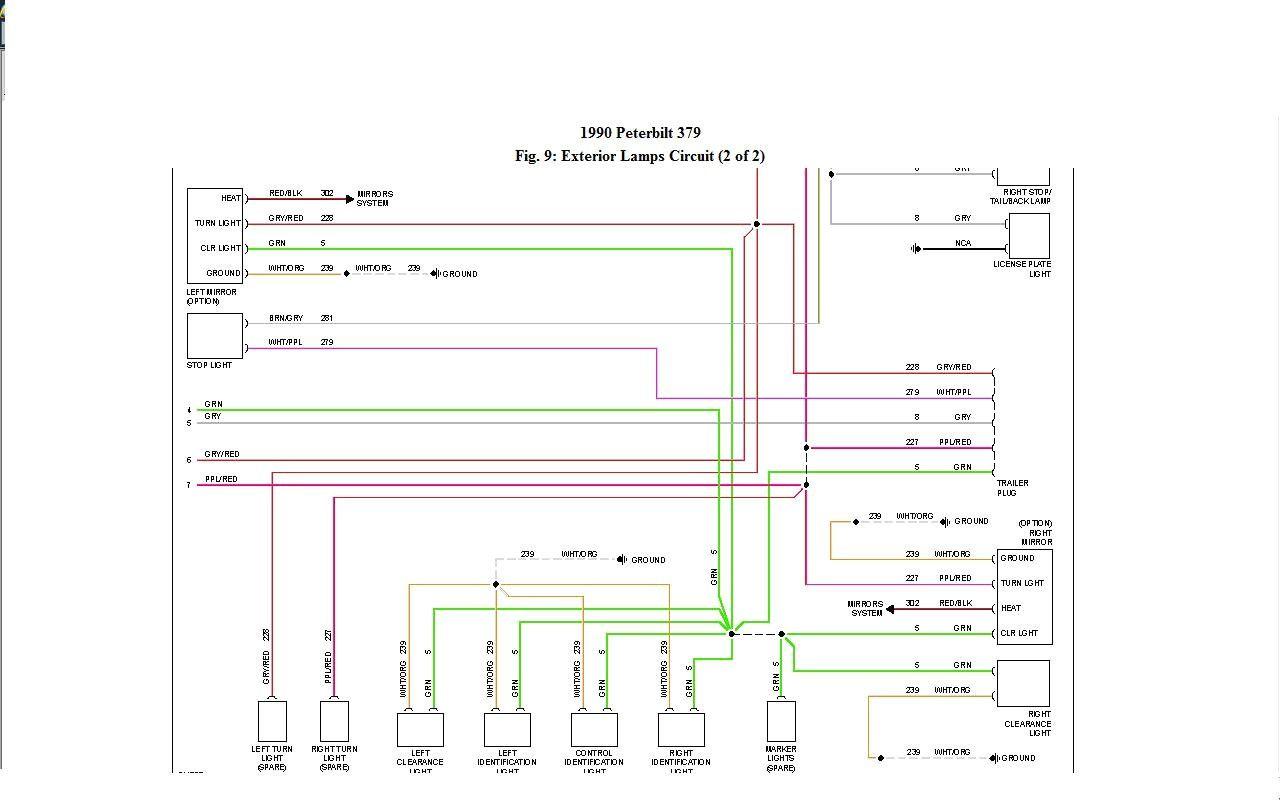 1990 Headlight Wiring Diagram