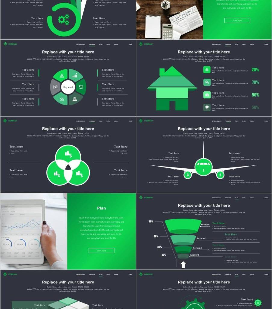 Best Company Charts Data Powerpoint Template Infographic Powerpoint Powerpoint Templates Creative Powerpoint Templates