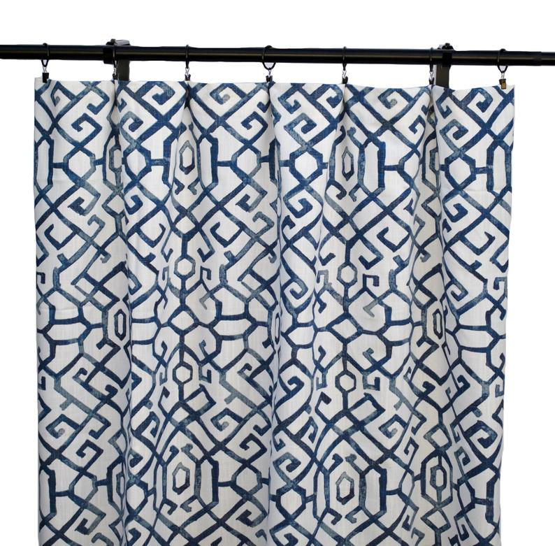Pin On Curtain Fabric