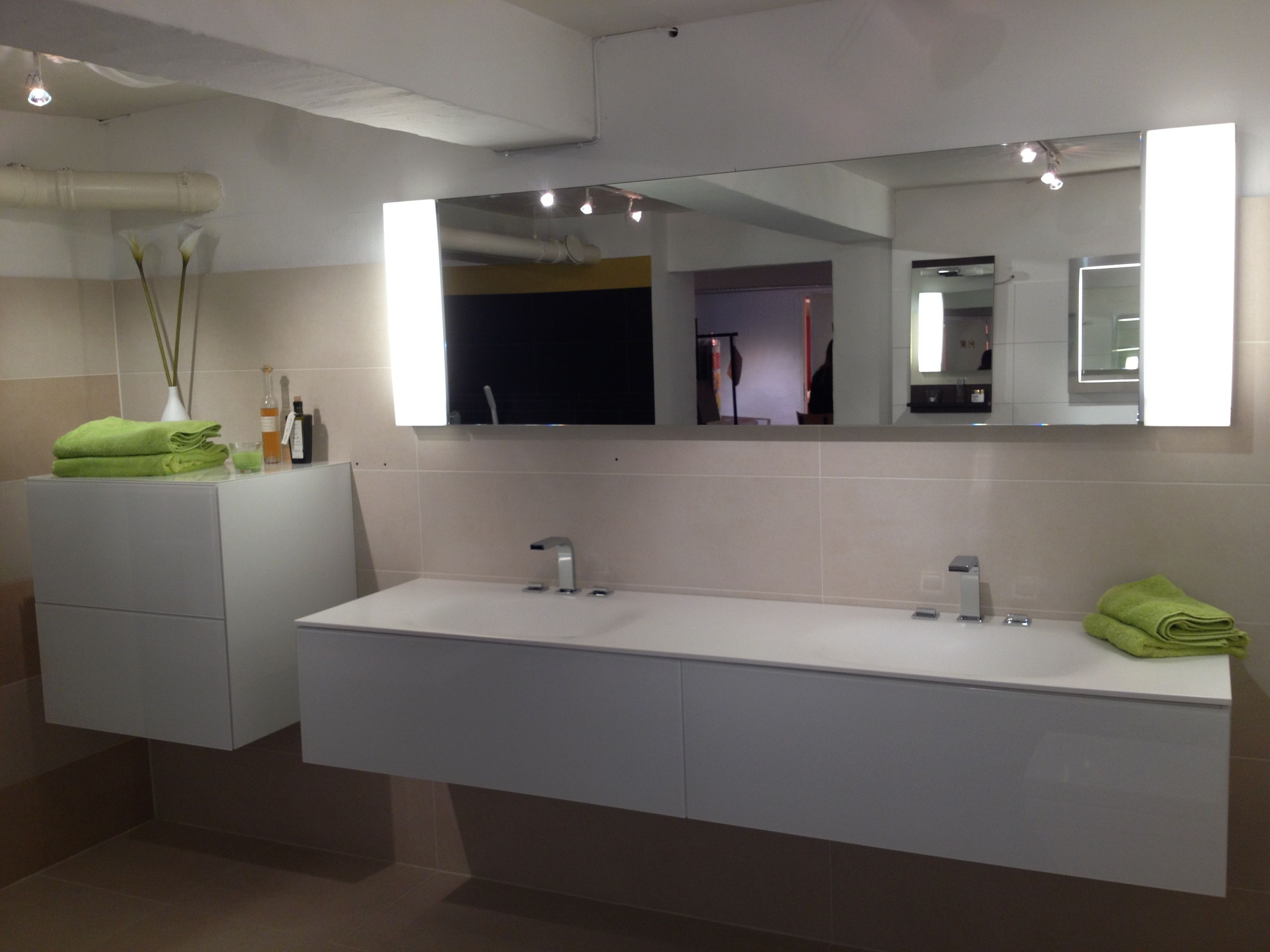 Bathroom funiture. Modern classic