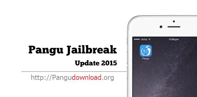 pangu jailbreak 8.2