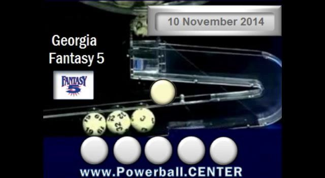 Fantasy 5 Results 6 November 2014 Ga Lottery