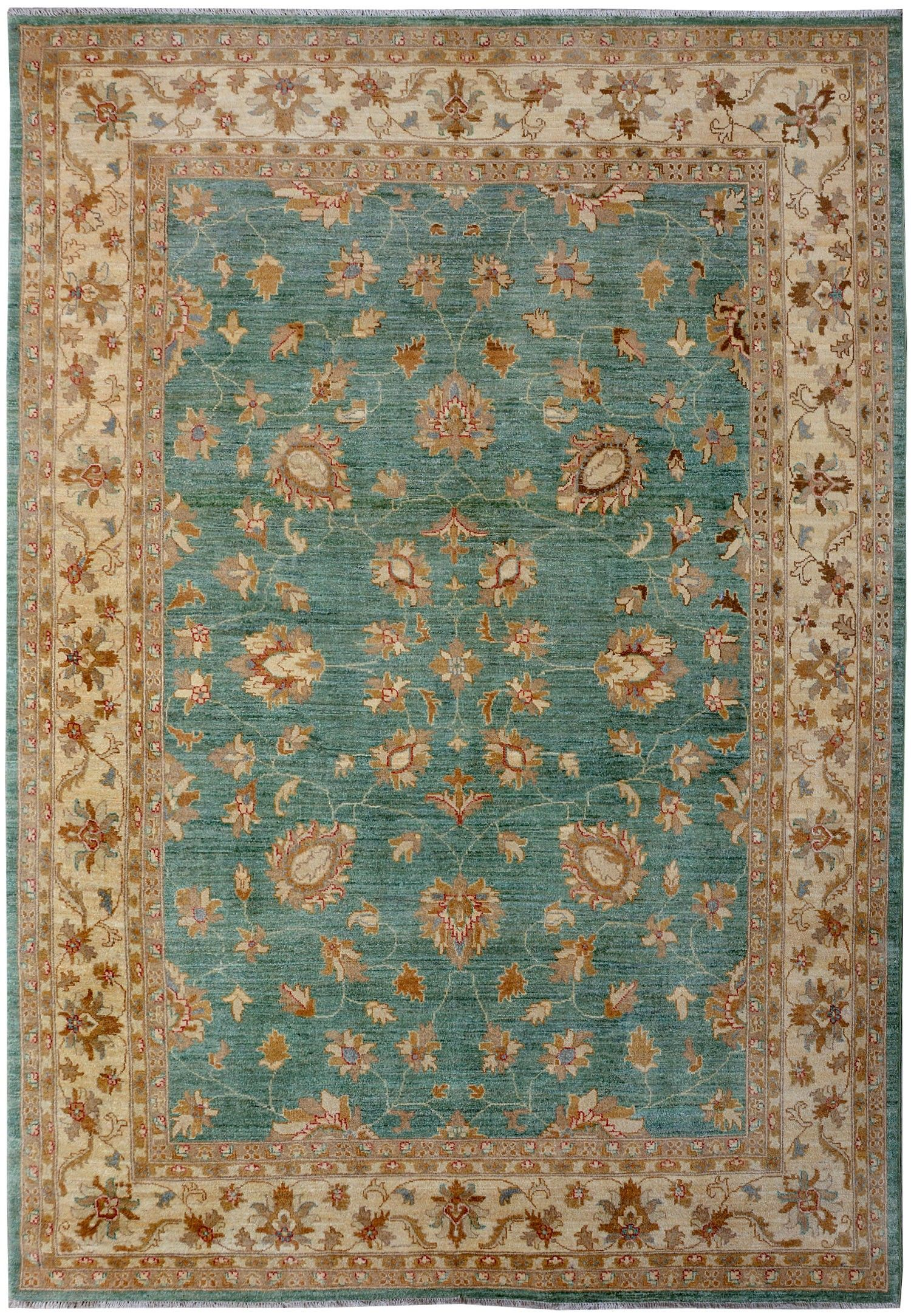 Green Persian Carpet Easy Home Decorating Ideas