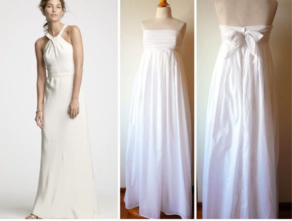 15 Spectacular Wedding Dresses For Under 500