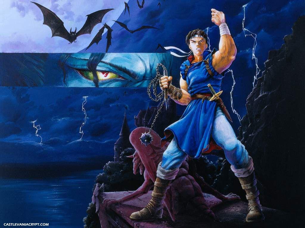 Gravity Falls Wallpaper Engine Castlevania Dracula X Metroidvania Awesomeness