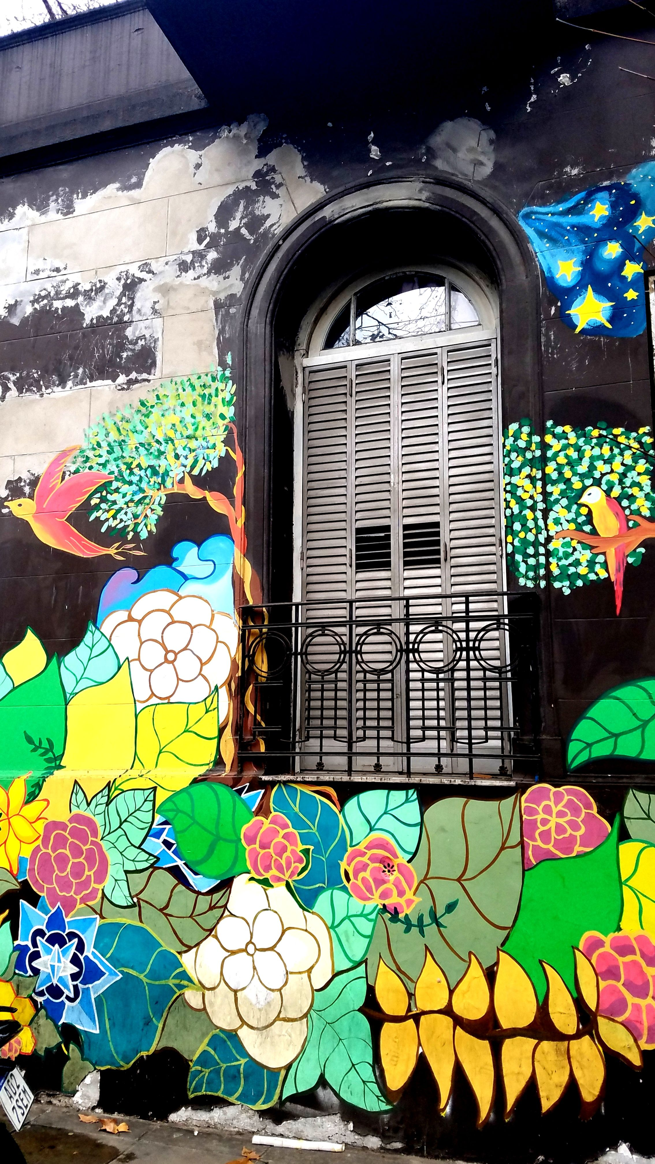Buenos Aires Argentina Street Art Graffiti This Is From The Cool Art
