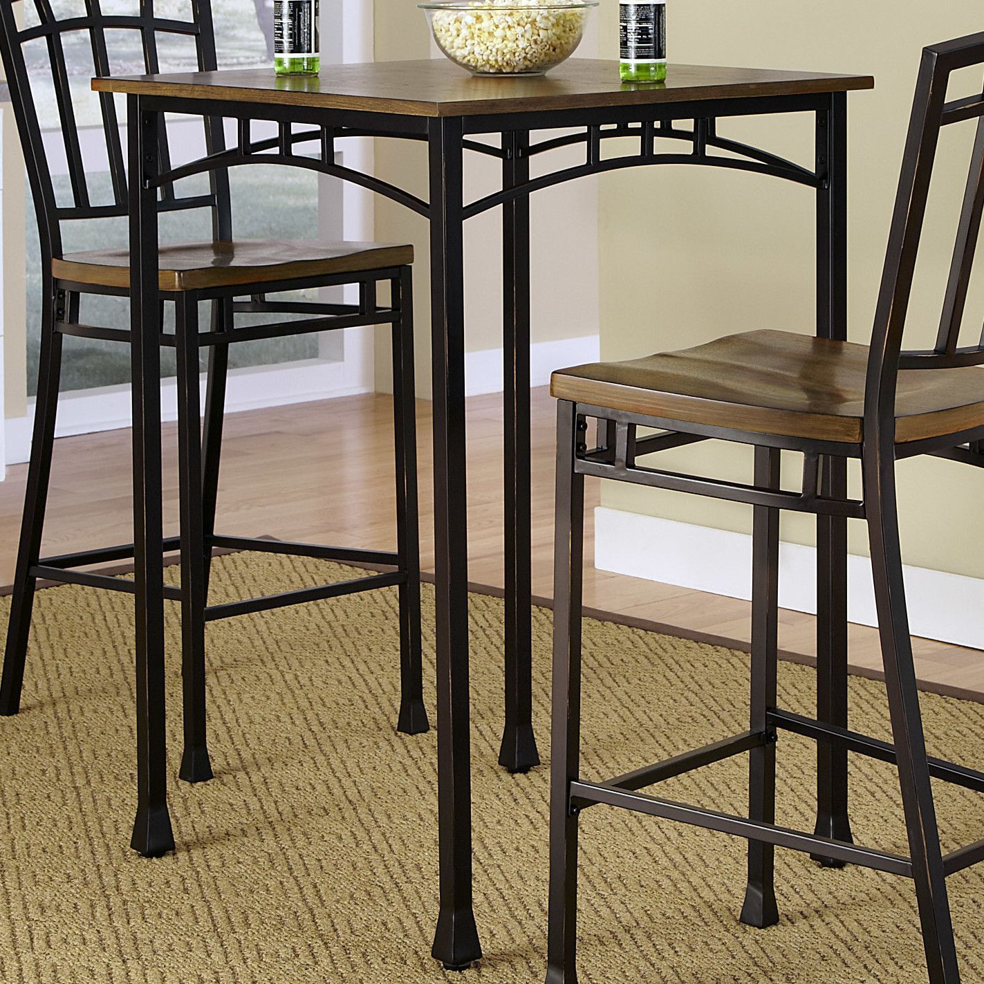Fortuna Dining Table Pub Table Sets Bistro Table Set Bar Table