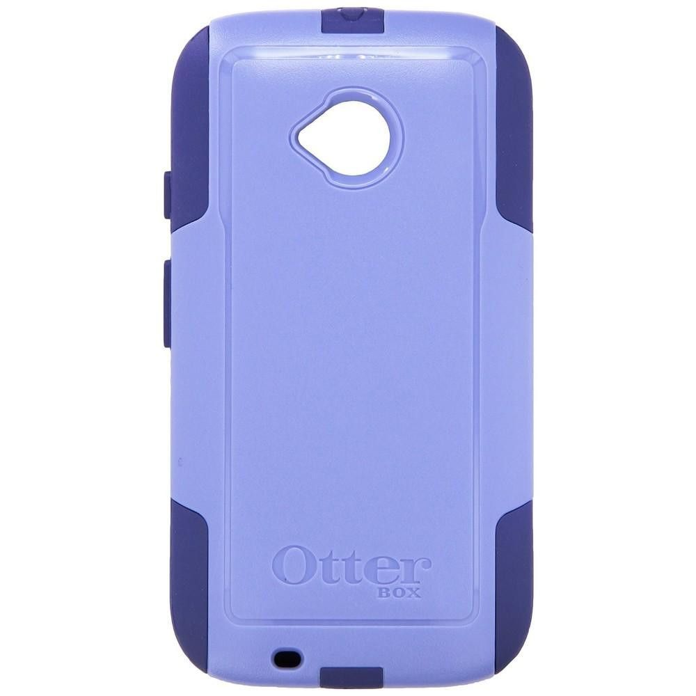 OtterBox Commuter Series Stylish Protection Case For Moto E 2nd Gen Purple 77-51069 Retail Packaging
