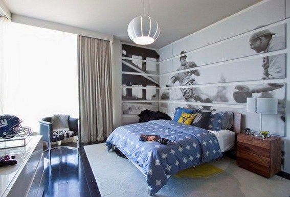 Hace un tiempo mostramos diferentes maneras para decorar dormitorios - Decoracion De Recamaras Para Jovenes Hombres