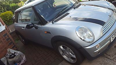 Bmw Mini Cooper 16 Spares Or Repairs With Private Plate Sophie