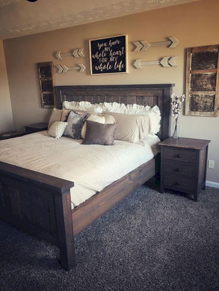 Rustic Kids Bedrooms 20 Creative Cozy Design Ideas: 54 Inspiring DIY Farmhouse Wall Decorations Ideas On A