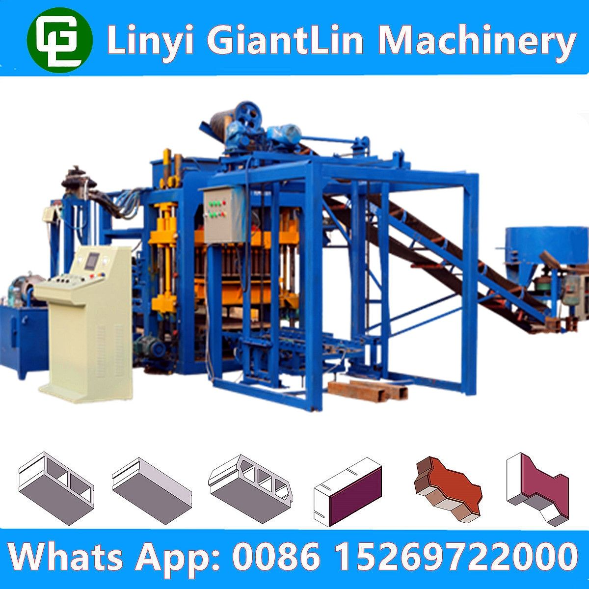 GL2-25 manual eco brava interlock clay block machine price