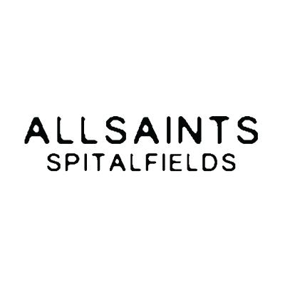All Saints Spitalfields All Saints Clothing Clothing Logo All Saints Spitalfields