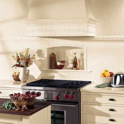 Cute 12X12 Black Ceramic Tile Huge 2 X 2 Ceramic Tile Solid 2X4 Ceiling Tiles 2X4 Drop Ceiling Tiles Old 3 X 6 White Subway Tile Coloured4 Inch Ceramic Tile Home Depot This American Olean Kitchen Features Martinique Tile In Biscuit 3\