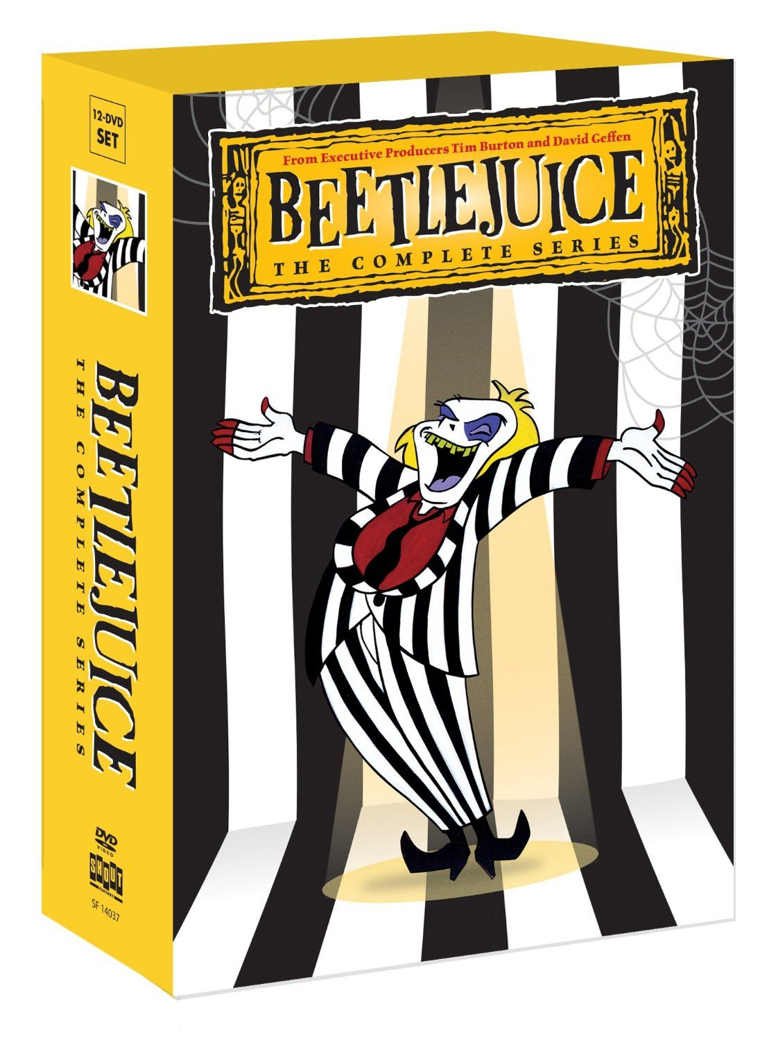 """Beetlejuice"": The Complete Series DVD (Shout! Factory)"