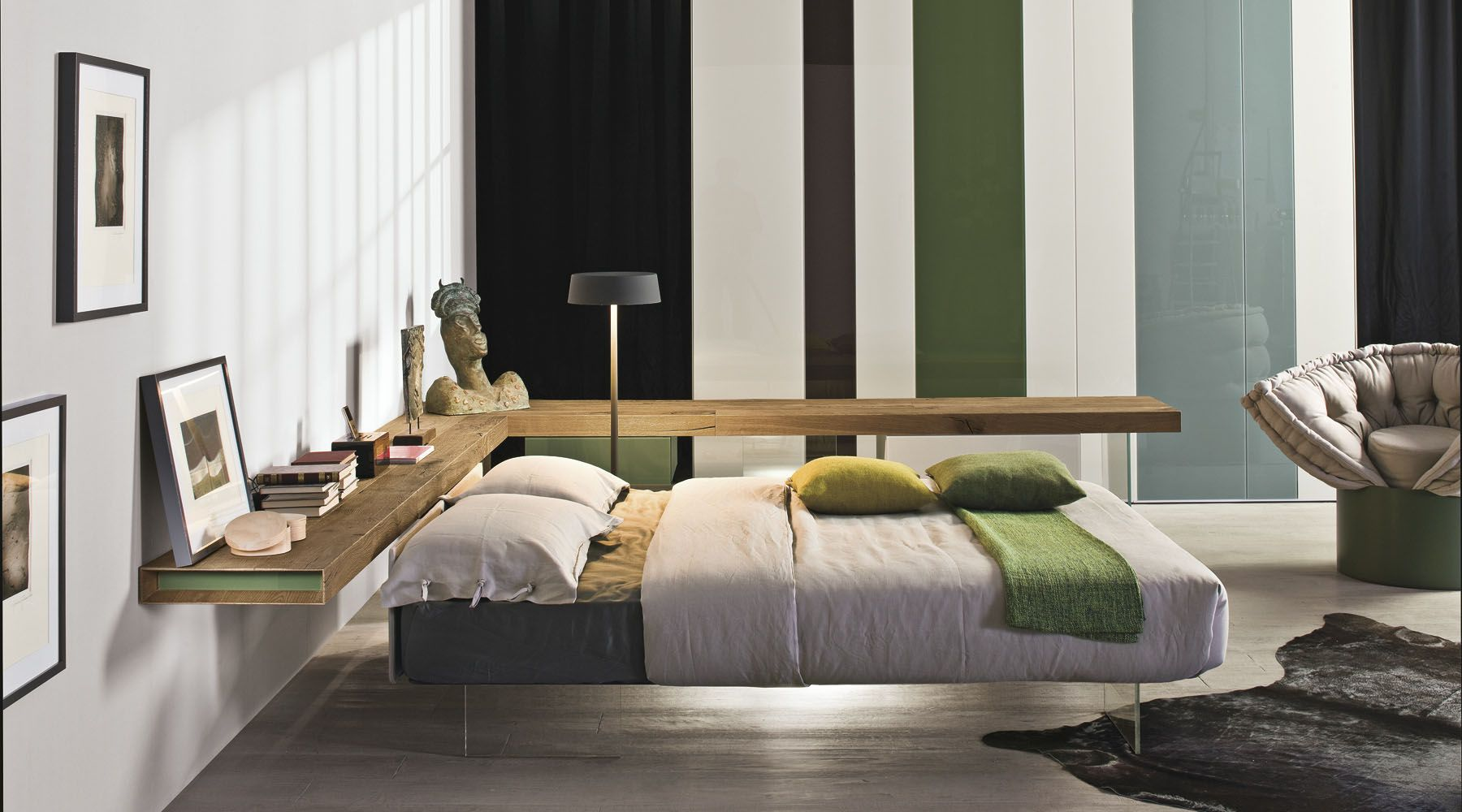 Air Wildwood Bed | Bed Room | Armadio, Arredamento e Armadio ...