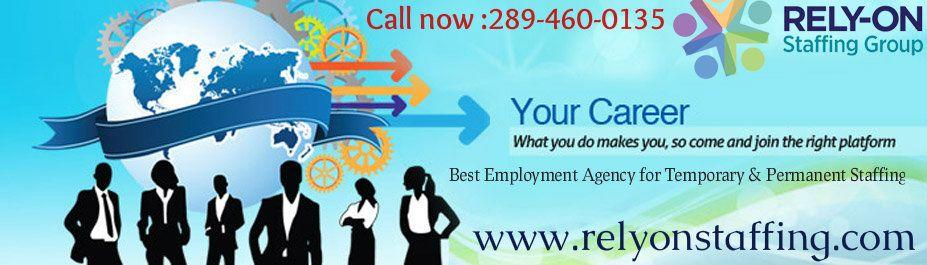 Recruitment Agencies Toronto Recruitment agencies